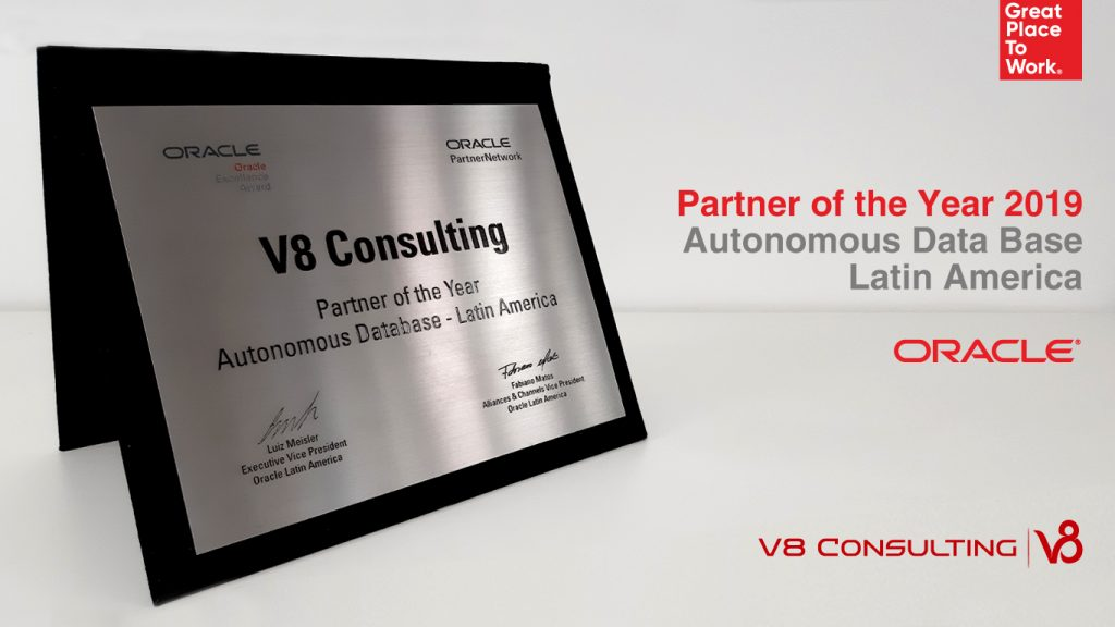 Partner of the Year 2019 Autonomous Data Base - Latin America - Oracle