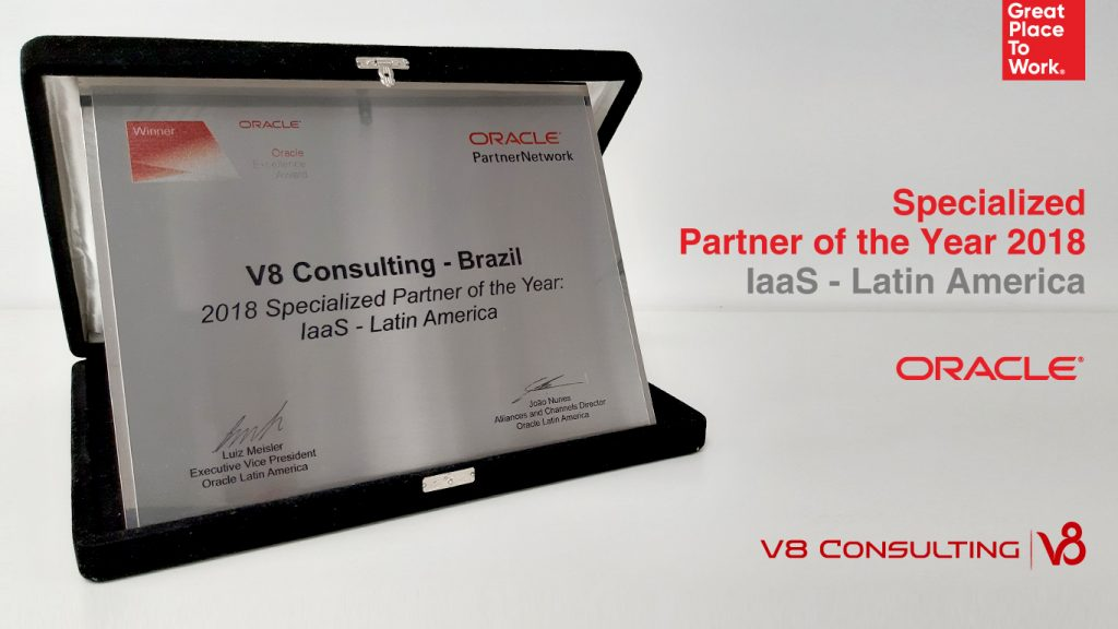 Specialized Partner of the Year 2018 - IaaS