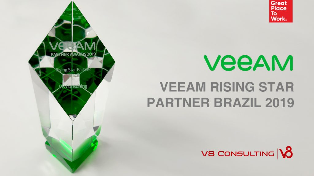 Veeam Rising Star Partner 2019